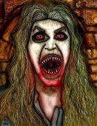 Bree Orlock Designs: Pickman's Ghoul