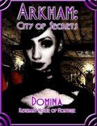 Arkham: City of Secrets - The Undead: Domina