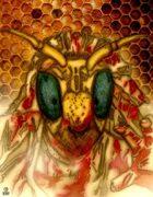 Bree Orlock Designs: Bride of the Fly