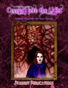 Coming into the Light: A book of poetry by Bree Orlock