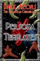 Dark Aeons: Persona Templates #3 - The Lilan