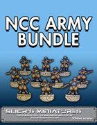 NCC Army [BUNDLE]
