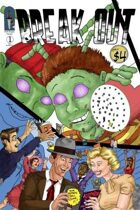 BREAKOUT! Comics Anthology Issue #1 (zip file)
