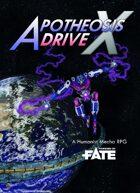 ZZ - Apotheosis Drive X - Fate-Powered Mecha RPG - SD MIX