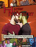 #iHunt: The RPG Zine 03 - Kissing Monsters in the Gig Economy