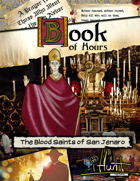 #iHunt: The RPG Zine 11 - The Book of Hours