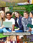 #iHunt: The RPG Zine 10 - Back 2 School