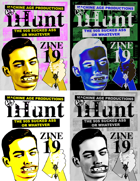 #iHunt The RPG Zine 19 - The 90s Sucked Ass Or Whatever