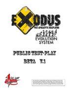 Evolution System Public Test-Play Beta v.1