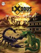 Exodus Post Apocalyptic RPG: Wasteland Bestiary