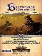BP-4 Sands of Despair Pathfinder RPG