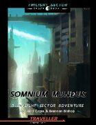 Somnium Mundus: Audio Enhancements