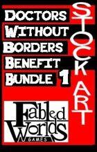 Doctors Without Borders Benefit Bundle 1: Stock Art [BUNDLE]