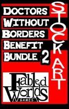Doctors Without Borders Benefit Bundle 2: Stock Art [BUNDLE]