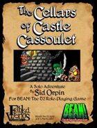 Cellars of Castle Cassoulet