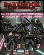 Sci Fi Cops: Future Lawmen
