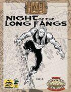 Hael: Night of the Long Fangs