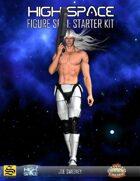 High-Space Figure Set 1: Starter Kit