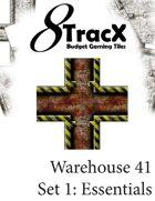Warehouse 41 Tile Set 1: Essentials