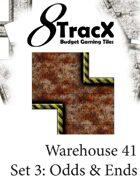 Warehouse 41 Tile Set 2: Odds & Ends