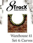 Warehouse 41 Tile Set 4: Curves