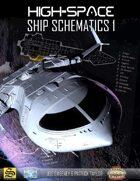 High-Space Ship Schematics 1
