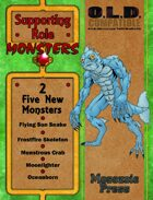 Supporting Role: Monsters 2 [WOIN]