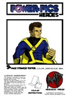Power Pics Heroes 9 -Male Strange Visitor