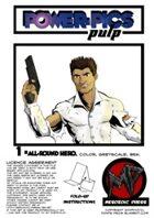 Power Pics Pulp 1- All-Round Hero