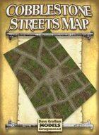Cobblestone Streets Map