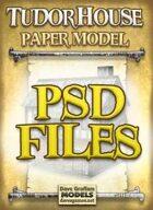 Tudor House PSD Files