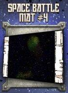 Space Battle Mat #4