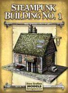 Steampunk Building No. 1 Paper Model
