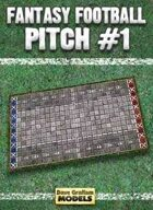 Fantasy Football Pitch #1