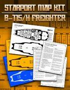 Starport Map Kit: B-115/H Freighter