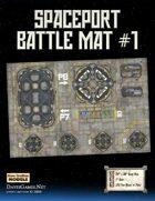 Spaceport Battle Mat #1