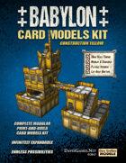 Babylon - Construction Yellow