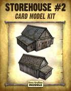 Storehouse #2 Card Model