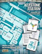 Keystone Station Map Kit & Location Guide