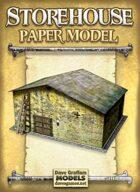 Storehouse Paper Model