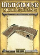 High Ground Tiles Paper Models