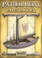 Patrol Boat Paper Model