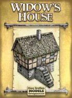 Widow's House Paper Model