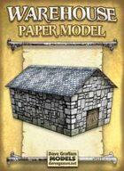 Warehouse Paper Model