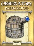 Observatory Free Paper Model