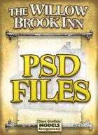 Willow Brook Inn PSD Files