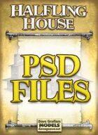 Halfling House PSD Files