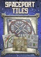 Spaceport Tiles Paper Terrain