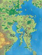 Fantastic Wilderlands Beyonde Color Maps