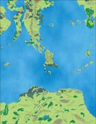 Wilderlands of the Fantastic Reaches Color Maps